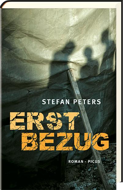Stefan Peters Erstbezug Buch Cover